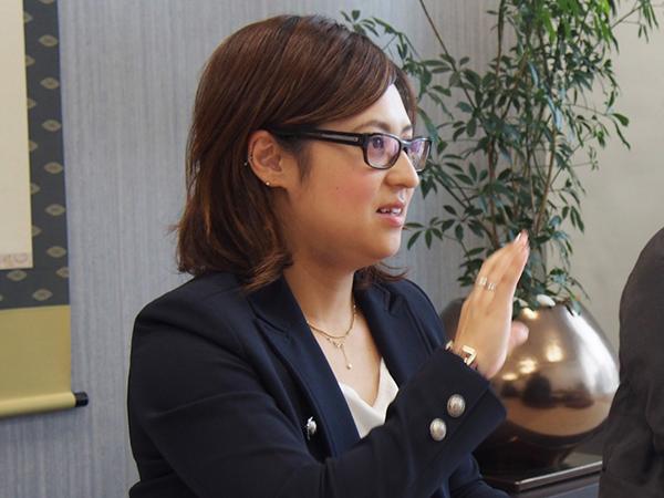 サイトの管理・運用だけではなく、広報としての企業PRでも活躍する坂本氏。