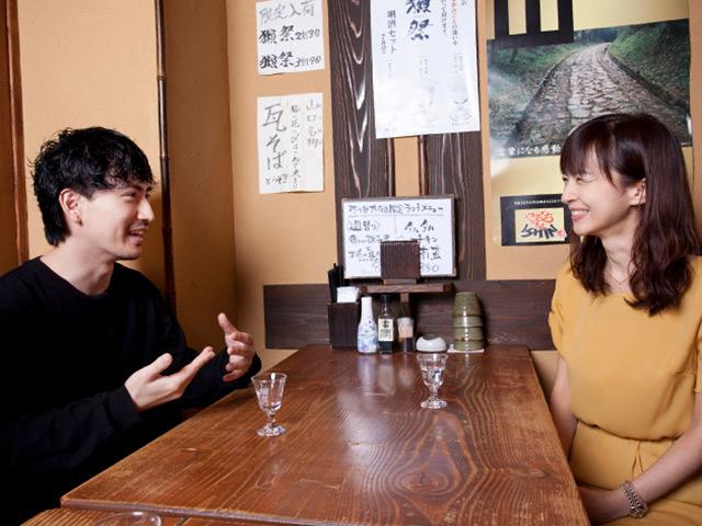 囲碁と瓦そばとインターネット(前編)囲碁棋士・吉原由香里×ナイル株式会社・高橋飛翔