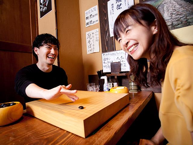 囲碁と瓦そばとインターネット(後編)囲碁棋士・吉原由香里×ナイル株式会社・高橋飛翔